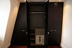 Bespoke Wardrobe with Integrated Safe