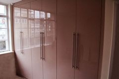 Gloss Fitted Wardrobe