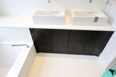 Bespoke Bathroom Storage