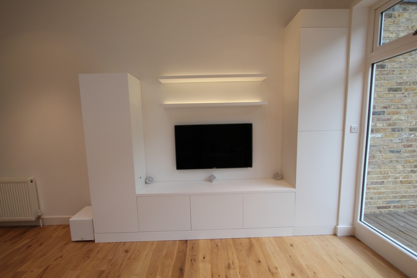 Fitted Living Room Furniture London