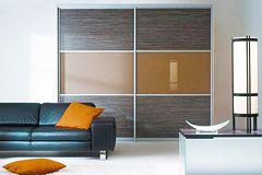 Melamine Faced Chipboard Sliding Doors